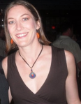 Photo of Becky Robbins, founder of SGFF